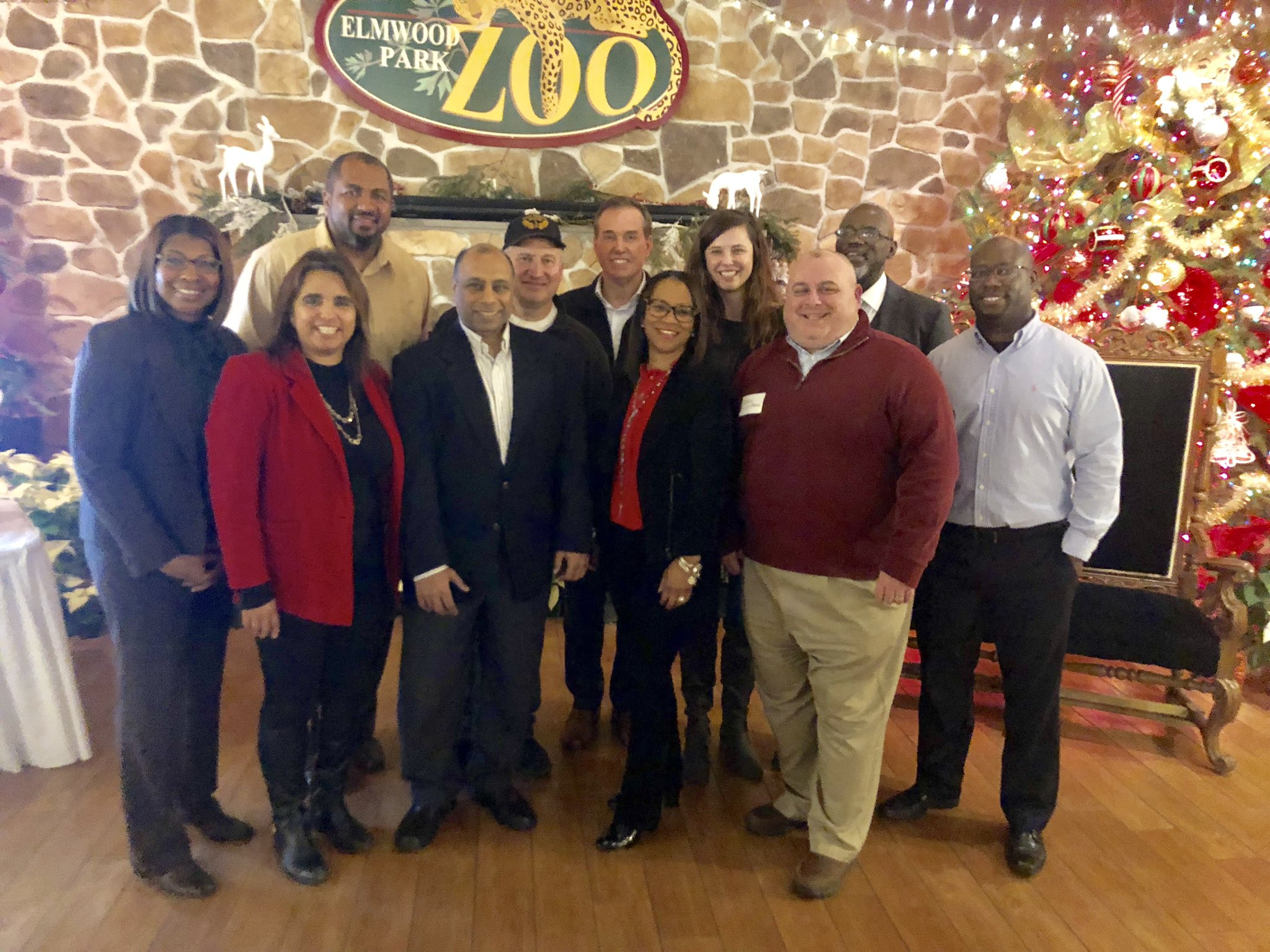 Chamber of Commerce Holiday Event