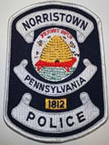 Norristown Police Badge