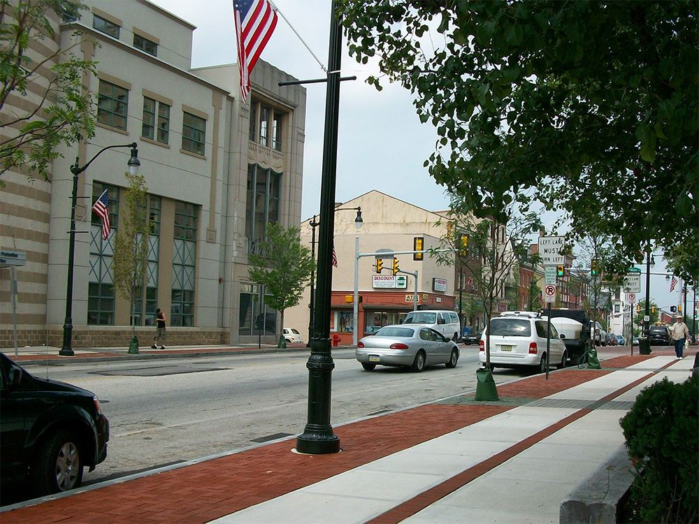 Main Street Streetscape - Phase III