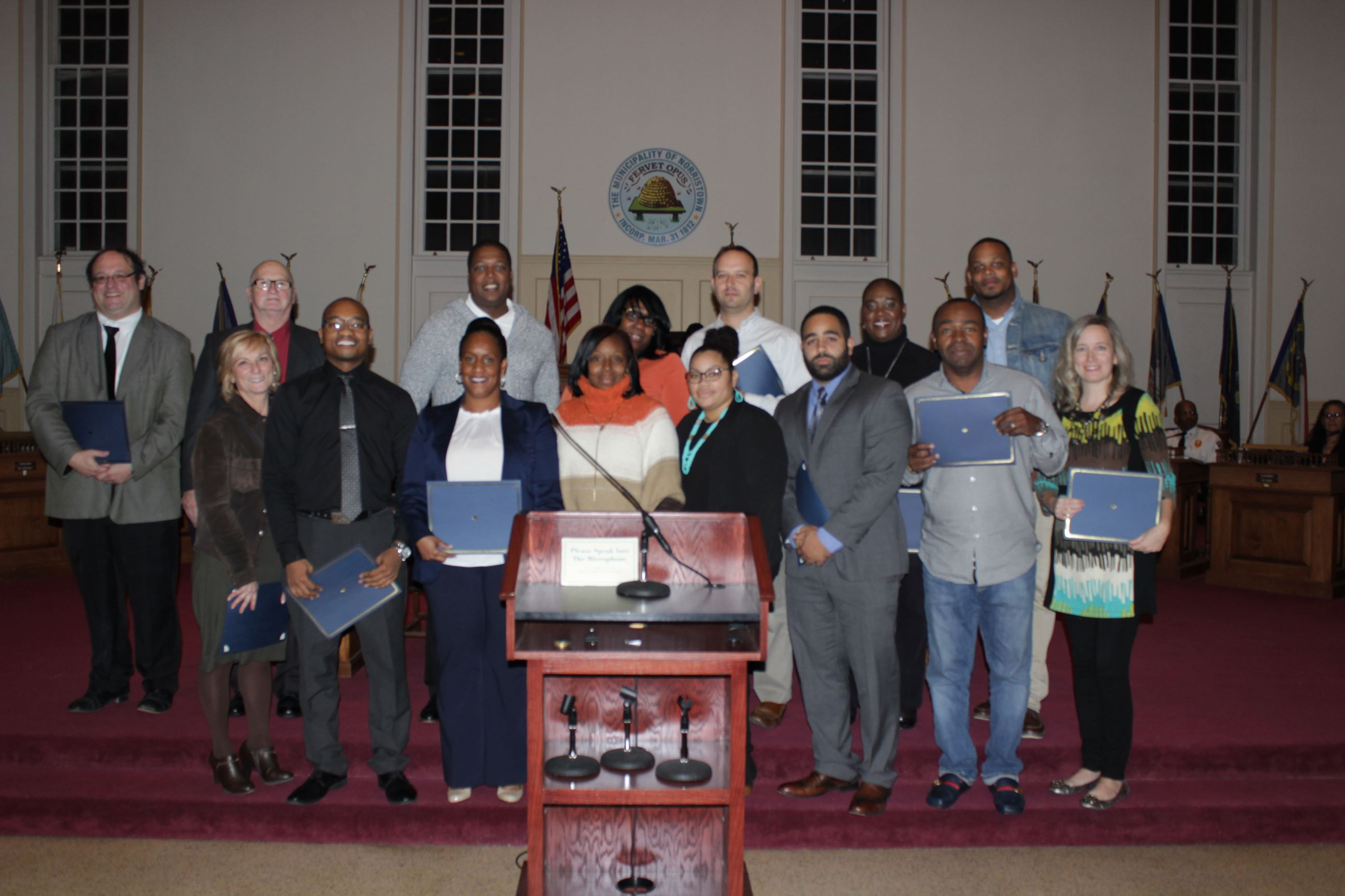2017 Citizens Leadership Academy Graduates