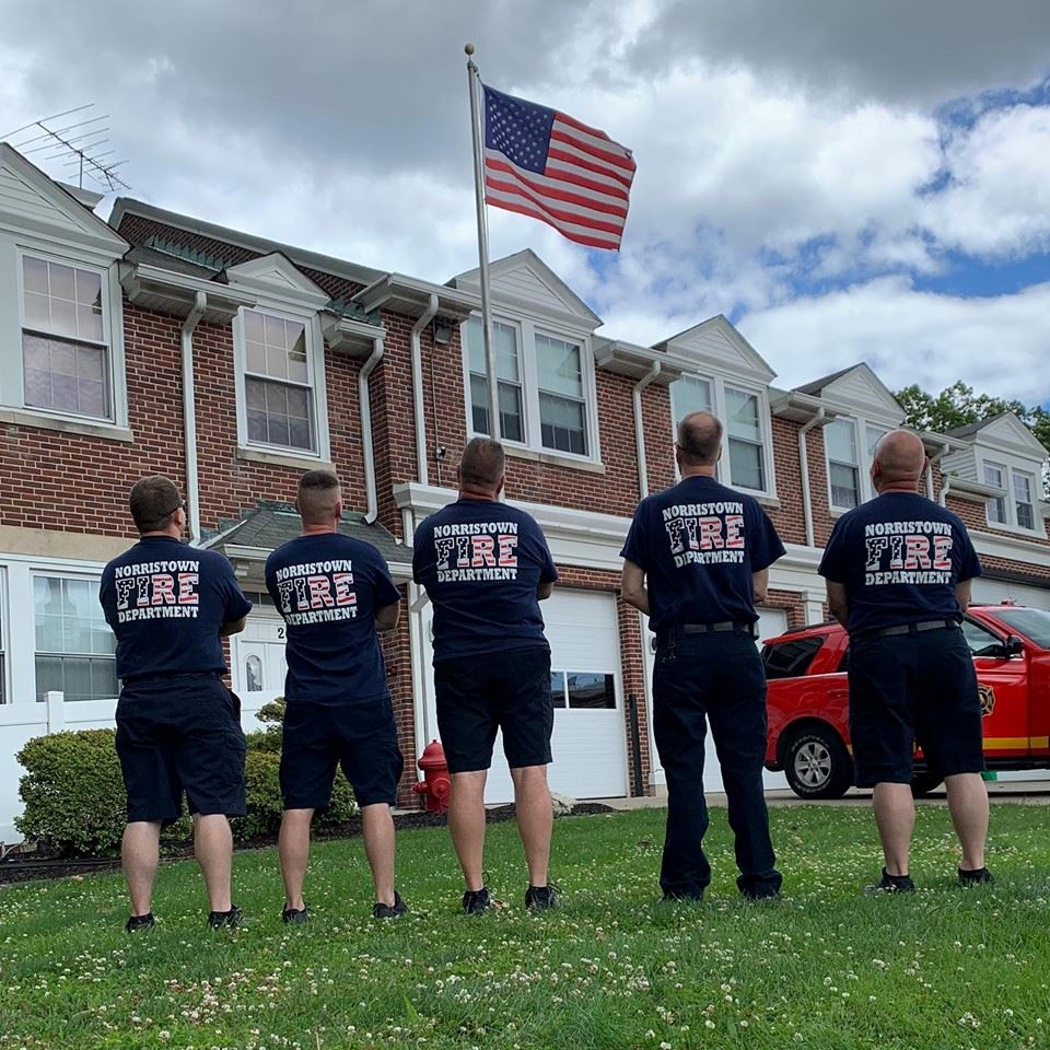 Happy Flag Day from the NFD